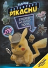 Detective Pikachu Sticker Activity Book : Official Pokemon - Book