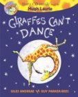 Giraffes Can't Dance Book & CD - Book