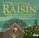Agatha Raisin The Terrible Tourist & The Fairies Of Fryfam - eAudiobook