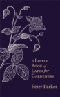 A Little Book of Latin for Gardeners - Book