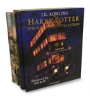 Harry Potter - The Illustrated Collection : Three magical classics - Book