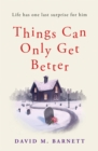 Things Can Only Get Better - Book