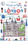Things to spot in London Sticker Book - Book