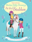 Sticker Dolly Dressing At the Stables - Book