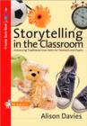 Storytelling in the Classroom : Enhancing Traditional Oral Skills for Teachers and Pupils - Book