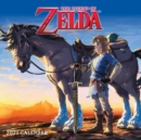 The Legend of Zelda 2021 Wall Calendar - Book