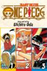 One Piece:  East Blue 1-2-3, Vol. 1 (Omnibus Edition) - Book