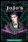 JoJo's Bizarre Adventure: Part 1--Phantom Blood, Vol. 1 - Book