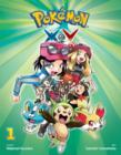 Pokemon X*Y, Vol. 1 - Book