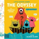 The Odyssey : A Monsters Primer! - Book