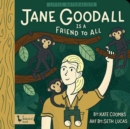 Little Naturalists Jane Goodall and the Chimpanzees - Book