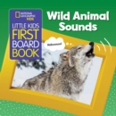 Wild Animal Sounds - Book