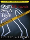 One Murder at a Time - eBook
