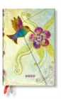 Hummingbird Mini Horizontal 2020 Diary - Book