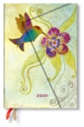 Hummingbird Midi day-at-a-time 2020 Diary - Book