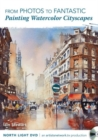 Light in Watercolor - Cityscape Painting - Book