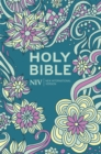 NIV Pocket Floral Hardback Bible - Book