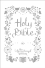 NIV Tiny White Christening Bible - Book