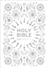 NIV Pocket White Gift Bible - Book