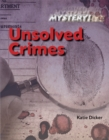 Mystery!: Unsolved Crimes - Book