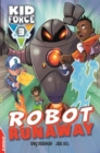EDGE: Kid Force 3: Robot Runaway - Book