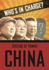 Who's in Charge? Systems of Power: China - Book