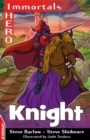 EDGE: I HERO: Immortals: Knight - Book