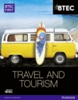 BTEC First in Travel & Tourism Student Book - Book