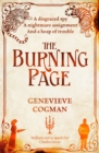 The Burning Page - Book