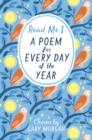 Read Me: A Poem for Every Day of the Year - Book