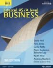 Edexcel AS/A level Business 5th edition Student Book and ActiveBook - Book