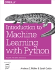 Introduction to Machine Learning with Python : A Guide for Data Scientists - eBook