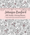 Johanna Basford 2020 Weekly Colouring Planner Activity Diary - Book