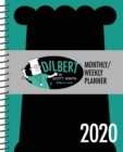 Dilbert 2020 Monthly/Weekly Planner Diary Planner - Book