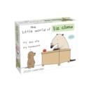 Little World of Liz Climo 2020 Day-to-Day Calendar - Book