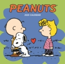Peanuts 2020 Square Wall Calendar - Book