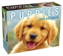 Puppies 2020 Mini Day-to-Day Calendar - Book