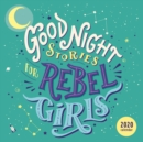 Good Night Stories for Rebel Girls 2020 Square Wall Calendar - Book