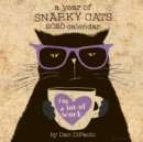 Year of Snarky Cats 2020 Square Wall Calendar - Book