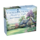 Thomas Kinkade Painter of Light 2020 Day-to-Day Calendar - Book