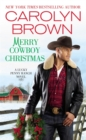 Merry Cowboy Christmas - Book