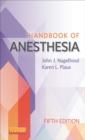 Handbook of Anesthesia - E-Book - eBook