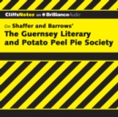 The Guernsey Literary and Potato Peel Pie Society - eAudiobook