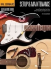 Hal Leonard Guitar Method - Setup & Maintenance - Book