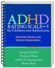 "ADHD Rating ScaleaEURO""5 for Children and Adolescents : Checklists, Norms, and Clinical Interpretation - Book"