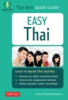 Easy Thai : Learn to Speak Thai Quickly (Includes Downloadable Audio) - eBook