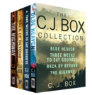 The C. J. Box Collection : Blue Heaven, Three Weeks to Say Goodbye, Back of Beyond, The Highway - eBook