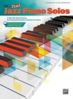 BIG PHAT JAZZ PIANO SOLOS - Book