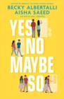 Yes No Maybe So - Book