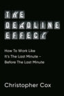 The Deadline Effect - Book